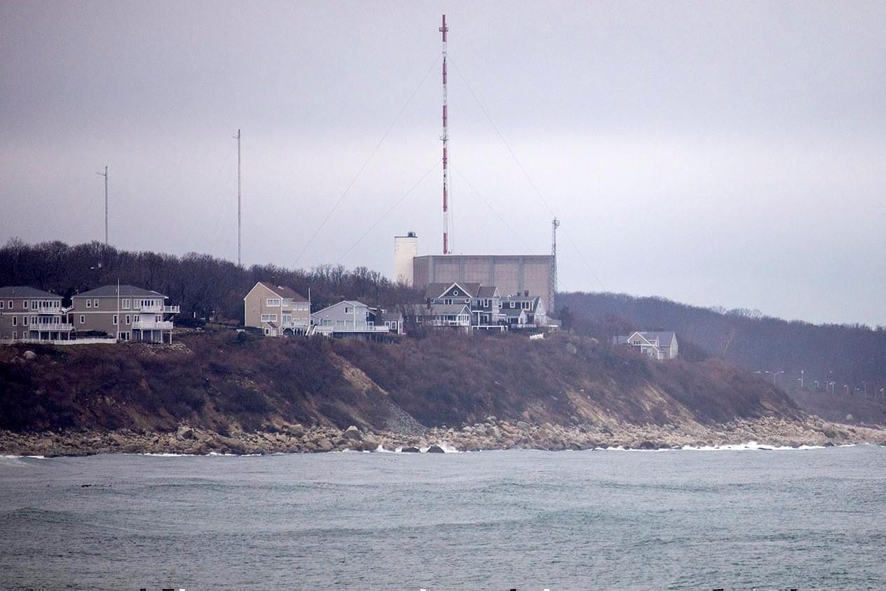 The Pilgrim Nuclear Power Station
