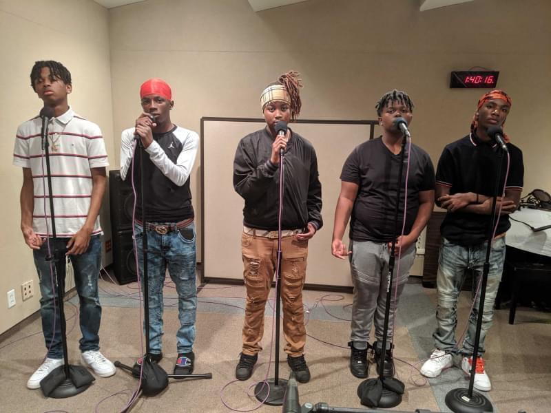 Forever My Boys rap group