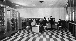 UNIVAC I at the Franklin Life Insurance Company