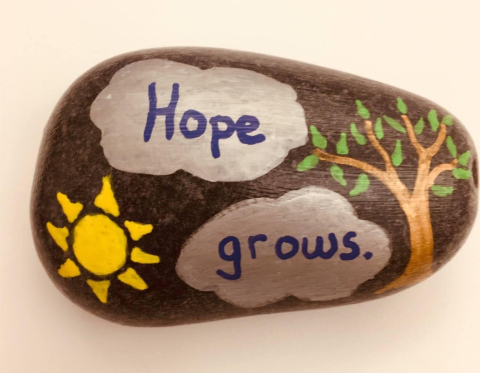 resiliency rocks