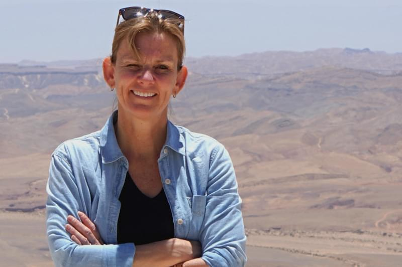 NPR Special Correspondent Dina Temple-Raston.