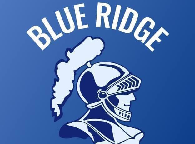 Blue Ridge Knights Logo.