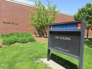UIUC College of Law building