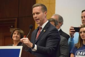 U.S. Rep. Rodney Davis, a Taylorville Republican, is one of six cosponsors of HR 4926.