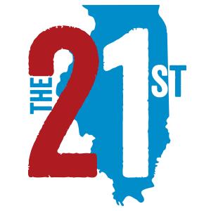 The 21st logo