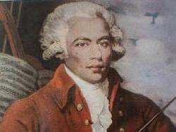A portrait of Joseph Boulogna.