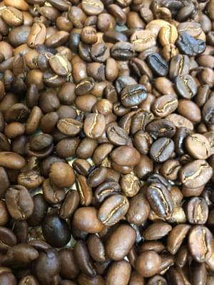 From Anna Casey, producer of The 21st. She's perfecting the perfect pot of coffee, starting with the beans