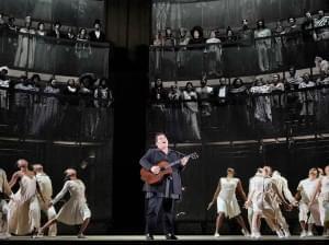 The Metropolitan Opera performs Gluck's Orfeo ed Euridice.
