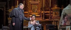 The Met Ensemble performing Puccini's Tosca.