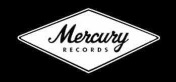 Mercury Records logo.