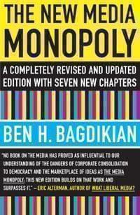 book cover for The New Media Monopoly