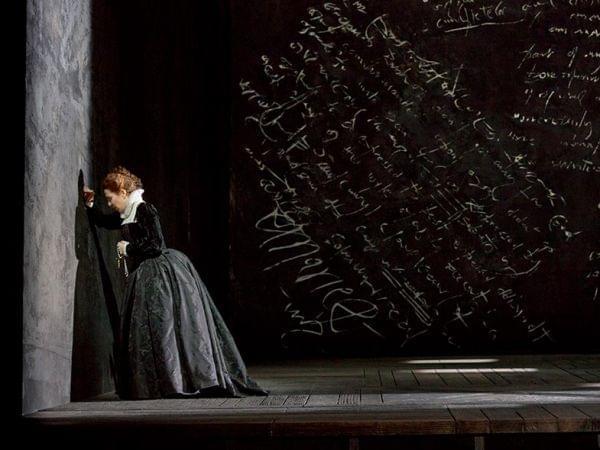The Met Ensemble performing Donizetti's Maria Stuarda.