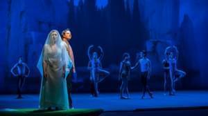 Ensemble performing Gluck's Orphée et Eurydice.