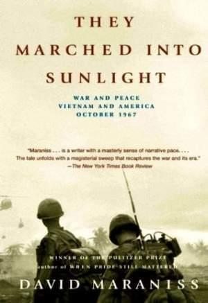 They Marched Into Sunlight book cover