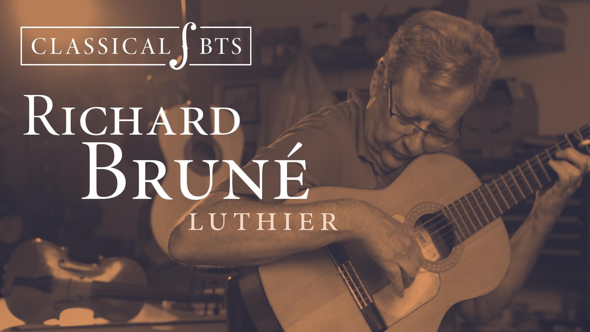 image of Richard Brune playing guitar
