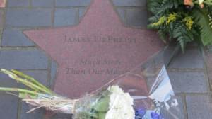 Star for James DePreist