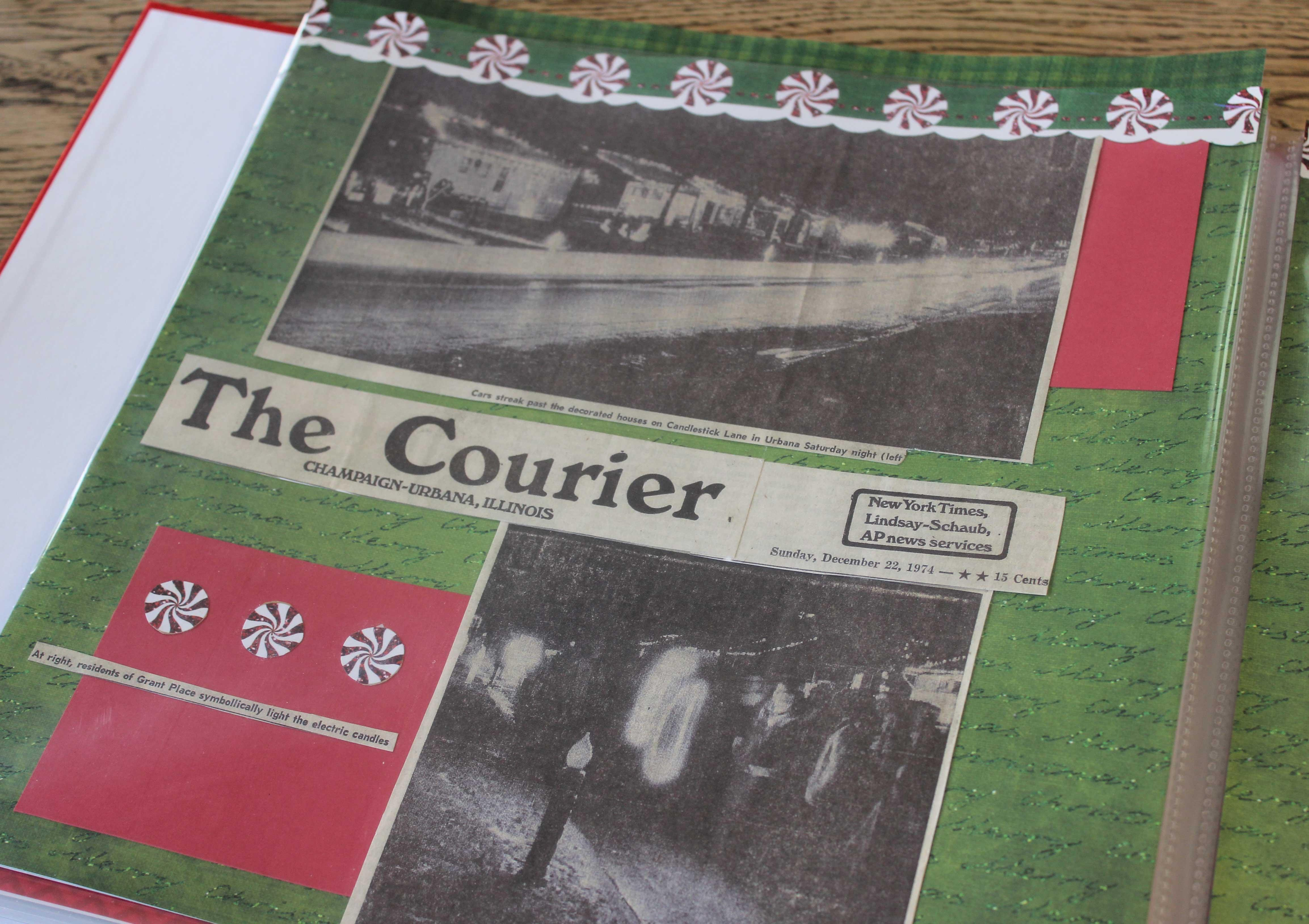 The History Of Urbana S Candlestick Lane News Local