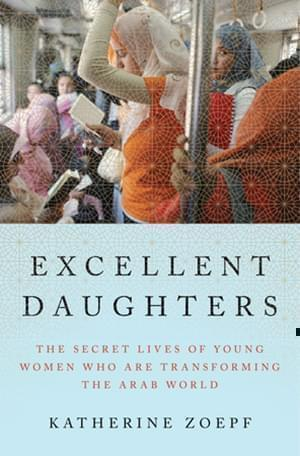 Book Cover of Excellent Daughters