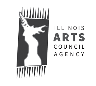Illinois Arts Council Agency logo