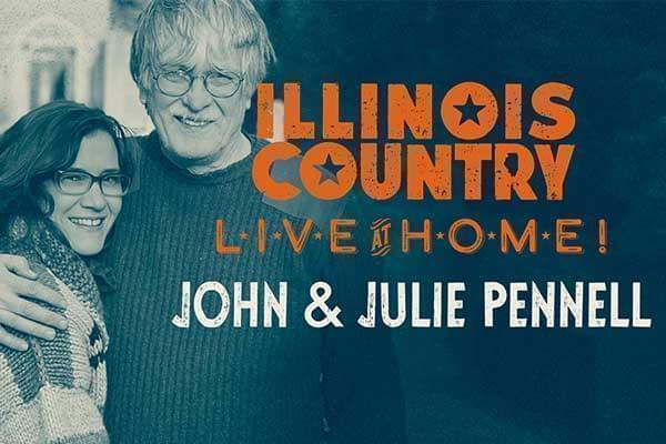 Illinois Country Live at Home - John and Julie Pennell