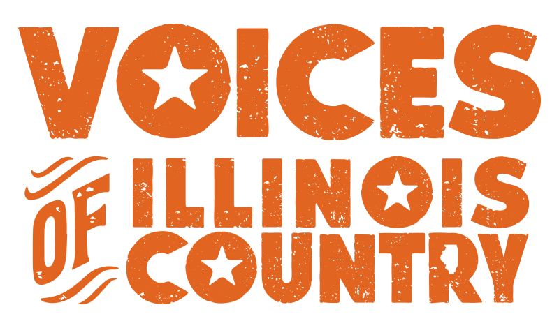 Voices of Illinois Country logo