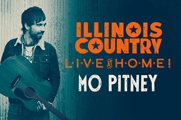 Illinois Country Live at Home - Mo Pitney