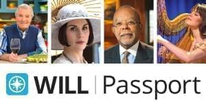 WILL Passport logo