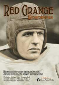 Red Grange Remembers DVD cover