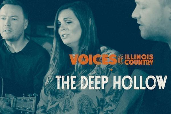Voices of Illinois Country title screen for Deep Hollow