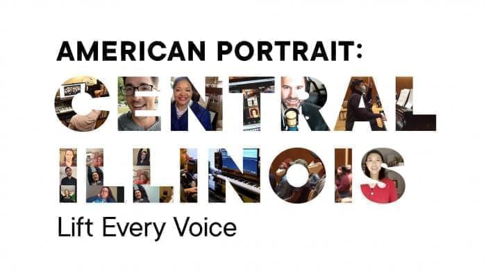 American Portrait: Central Illinois. Lift every voice.