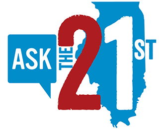 Ask the 21st logo