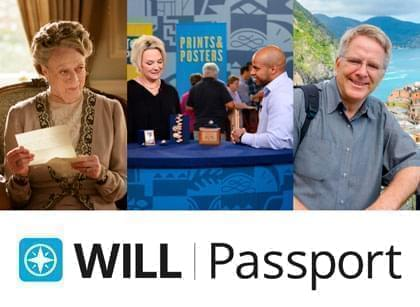 text says 'WILL passport'